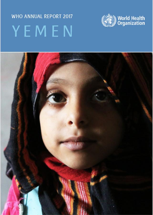 WHO Yemen Annual Report 2017