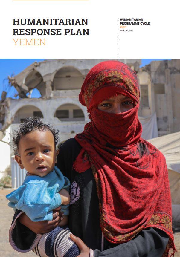 Yemen Humanitarian Response Plan 2021