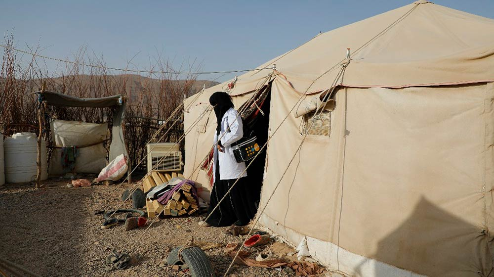 Pandemic, conflict continue to upend life for women in Yemen