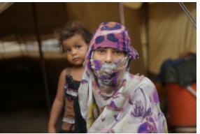 UNFPA Humanitarian Response in Yemen 2021