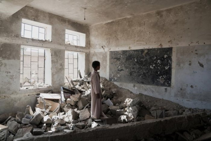 Education Disrupted: Impact of the conflict on children's education in Yemen