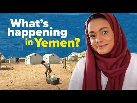 What's happening in Yemen?