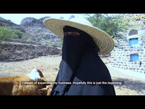 Najeeba: Livestock Breeder and Incense Maker