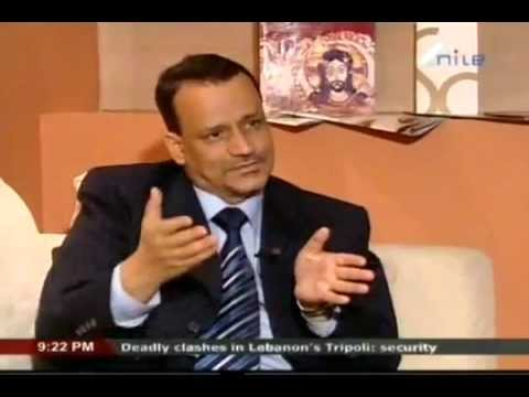 Nile TV interview with UN Resident Coordinator in Yemen Ismail Ould Cheikh Ahmed