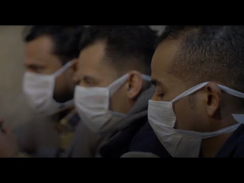 Meet Yemeni Youth Mechatronics Engineers Facing Covid-19
