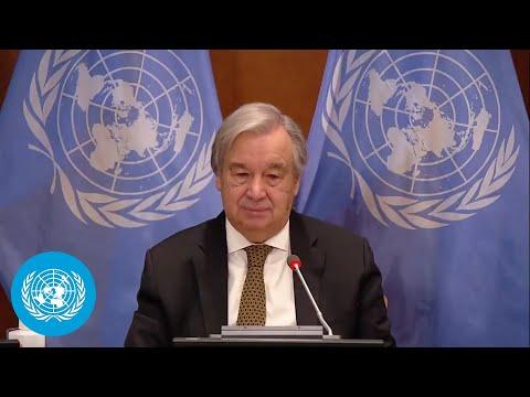 "Life in Yemen is now unbearable"" - UN Chief"
