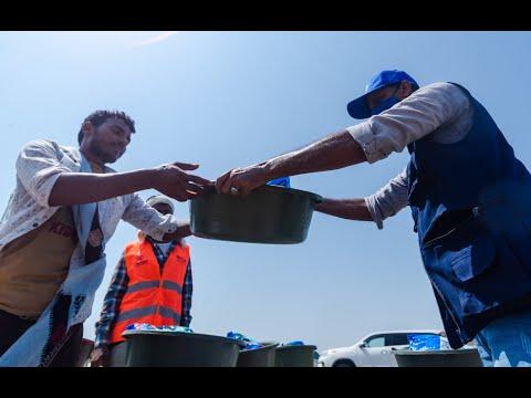 IOM Steps Up Help on Yemen's West Coast