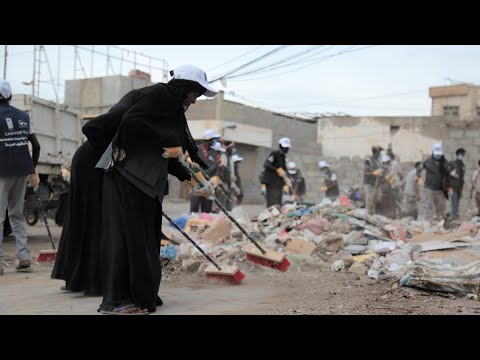 The Annual Ramadan Clean-Up Initiative: Cleaner Communities for a Safer Yemen!