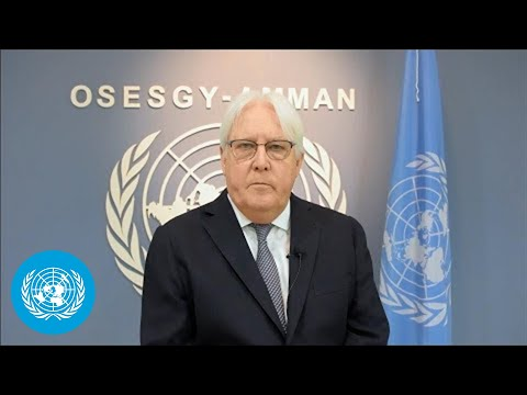 Yemen: Special Envoy Griffiths supports call for global ceasefire